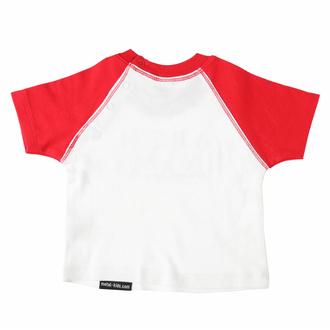T-shirt pour enfants Arch Ennemi - rouge / blanc, NNM, Arch Enemy