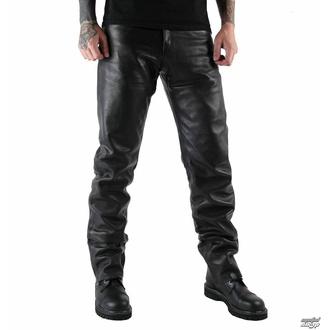 Pantalon en cuir pour hommes OSX - Martin - Noir - 301 - ENDOMMAGÉ, OSX