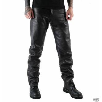 Pantalon en cuir pour hommes MOTOR - MOT004 - ENDOMMAGÉ, MOTOR