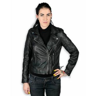 Veste pour femmes (veste metal) - WONDER WOMAN - LAMEV MET / BLK - M0010772 - ENDOMMAGÉ, NNM, Wonder Woman