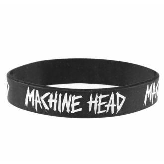 Bracelet en caoutchouc MACHINE HEAD - ROCK OFF, ROCK OFF, Machine Head
