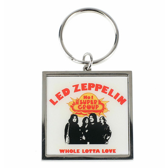 Porte clés (pendentif) LED ZEPPELIN - ROCK OFF, ROCK OFF, Led Zeppelin
