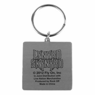 Porte clés (pendentif) LYNYRD SKYNYRD - ROCK OFF, ROCK OFF, Lynyrd Skynyrd