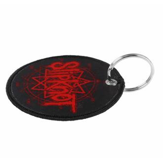 Porte clés (pendentif) SLIPKNOT - ROCK OFF, ROCK OFF, Slipknot