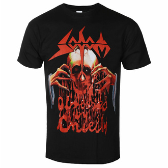 T-shirt pour hommes SODOM - OBSESSED BY CRUELTY - PLASTIC HEAD, PLASTIC HEAD, Sodom