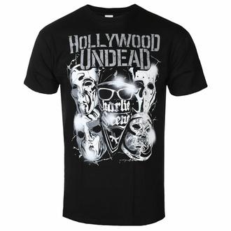 Sweat à capuche pour hommes HOLLYWOOD UNDEAD - METAL MASK - PLASTIC HEAD, PLASTIC HEAD, Hollywood Undead