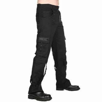 Pantalon pour hommes Black Pistol - Pyramide - Noir - B-1-29-001-00 - ENDOMMAGÉ, BLACK PISTOL