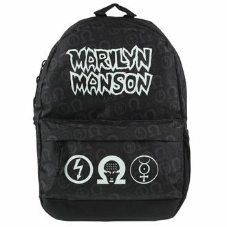 Sac à dos MARILYN MANSON - LOGO, NNM, Marilyn Manson