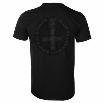 T-shirt pour homme SATYRICON - Shadowthrone 2021 - NOIR, NNM, Satyricon