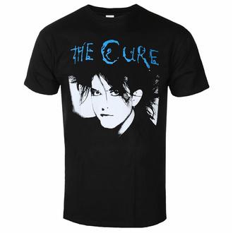 T-shirt pour homme THE CURE - noir & bleu - TS1120MAR