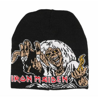 Bonnet Iron Maiden - Number of the beast - LOW FREQUENCY, LOW FREQUENCY, Iron Maiden