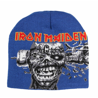Bonnet Iron Maiden - Can I play with madness, LOW FREQUENCY, Iron Maiden