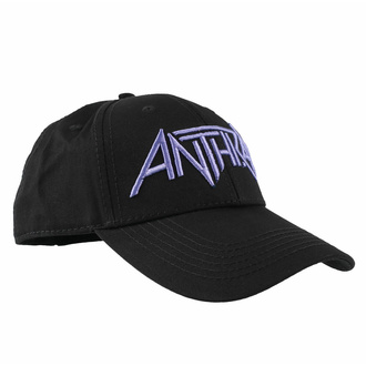 Casquette Anthrax - Logo - ROCK OFF, ROCK OFF, Anthrax