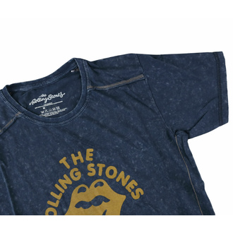T-shirt pour homme Rolling Stones - NYC '75 - Snow Wash - ROCK OFF, ROCK OFF, Rolling Stones