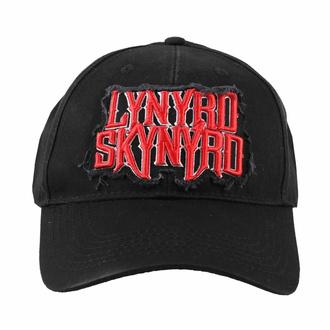 Casquette Lynyrd Skynyrd - Logo - ROCK OFF, ROCK OFF, Lynyrd Skynyrd