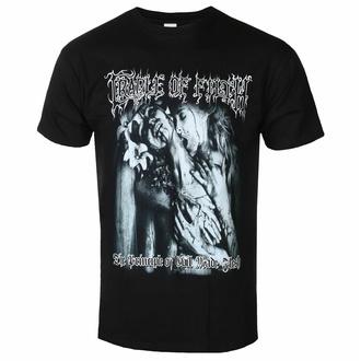 T-shirt pour homme Cradle Of Filth - Supreme Vampiric Evil - Noir, NNM, Cradle of Filth
