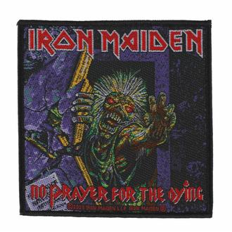 Patch IRON MAIDEN - NO PRAYER FOR THE DYING - RAZAMATAZ, RAZAMATAZ, Iron Maiden