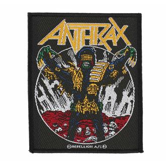 Patch ANTHRAX - JUDGE DEATH - RAZAMATAZ, RAZAMATAZ, Anthrax
