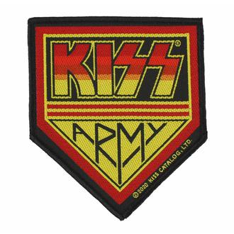 Patch KISS - KISS ARMY - RAZAMATAZ, RAZAMATAZ, Kiss