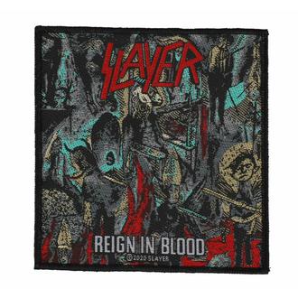 Patch SLAYER - REIGN IN BLOODSLAYER - REIGN IN BLOOD - RAZAMATAZ, RAZAMATAZ, Slayer