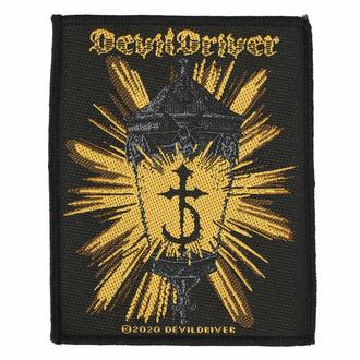 Patch DEVILDRIVER - LANTERN - RAZAMATAZ, RAZAMATAZ, Devildriver