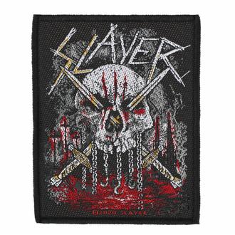 Patch SLAYER - skull & SWORDS - RAZAMATAZ, RAZAMATAZ, Slayer