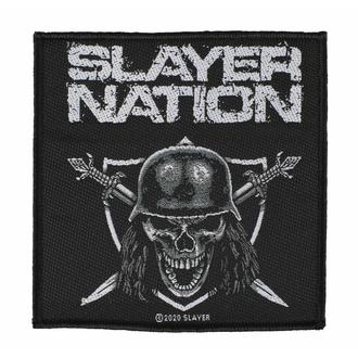 Patch SLAYER - SLAYER NATION - RAZAMATAZ, RAZAMATAZ, Slayer