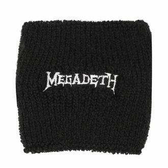 Bracelet MEGADETH - LOGO - RAZAMATAZ, RAZAMATAZ, Megadeth