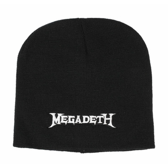 Bonnet MEGADETH - LOGO - RAZAMATAZ, RAZAMATAZ, Megadeth