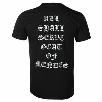 T-shirt pour homme IMPALED NAZARENE - GOAT OF MENDES - RAZAMATAZ, RAZAMATAZ, Impaled Nazarene