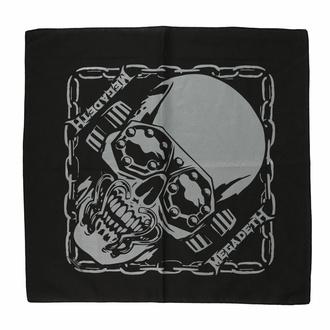Foulard MEGADETH - VIC RATUTLEHEAD - RAZAMATAZ, RAZAMATAZ, Megadeth