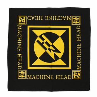 Foulard MACHINE HEAD - DIAMOND LOGO - RAZAMATAZ, RAZAMATAZ, Machine Head