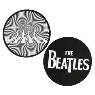 Feutrine pour platine (ensemble 2) THE BEATLES - ABBEY ROAD SILHOUETTE - RAZAMATAZ, RAZAMATAZ, Beatles