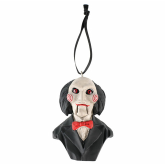 Figurine (buste) SAW - Billy Puppet - ORNAMENT - Holiday horrors, Saw