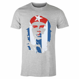 T-shirt pour homme Che Guevara - Star & Stripes - GRIS - ROCK OFF, ROCK OFF, Che Guevara