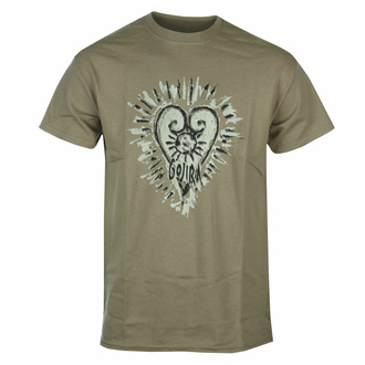 T-shirt pour homme Gojira - Fortitude Heart - Dust - ROCK OFF, ROCK OFF, Gojira