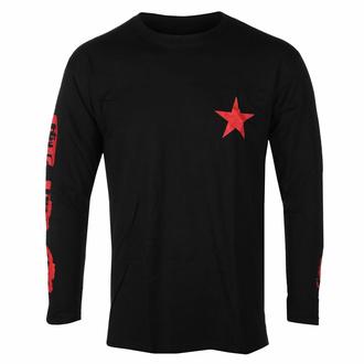 T-shirt pour homme à manches longues Che Guevara - Révolution - Noir - ROCK OFF, ROCK OFF, Che Guevara