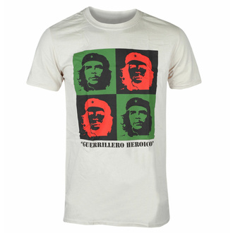 T-shirt pour homme Che Guevara - Blocks - SAND - ROCK OFF, ROCK OFF, Che Guevara
