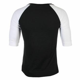 T-shirt unisexe avec manches 3/4 Pantera - Snakebite - XXX Étiquette - Noir / blanc Raglan - ROCK OFF, ROCK OFF, Pantera