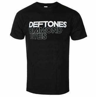 T-shirt pour homme Deftones - Diamond eyes - Noir - ROCK OFF, ROCK OFF, Deftones