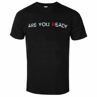 T-shirt pour homme Disturbed - Are you ready - Noir - ROCK OFF, ROCK OFF, Disturbed