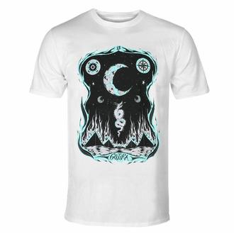 T-shirt pour homme Gojira - Dragons Dwell - blanc - ROCK OFF, ROCK OFF, Gojira