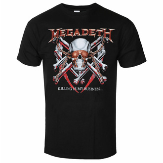 T-shirt pour homme Megadeth - Killing Is My Business - ROCK OFF - MEGATS12MB