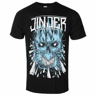 t-shirt pour homme JINJER - Breathe In - NAPALM RECORDS - TS_69022