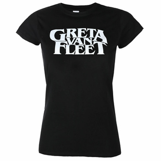 t-shirt pour femmes Greta Van Fleet - Logo, NNM, Greta Van Fleet