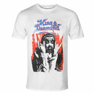 t-shirt pour homme King Diamond - North American Tour 1986 - DRM137085