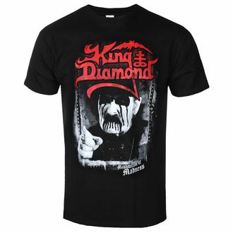 t-shirt pour homme King Diamond - Madness Portrait, NNM, King Diamond