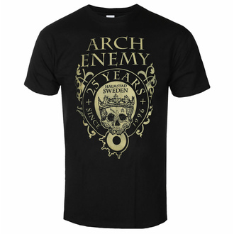 t-shirt pour homme Arch Enemy - 25 Years, NNM, Arch Enemy