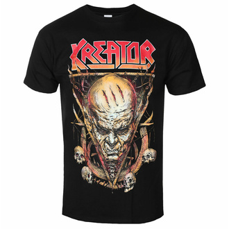 t-shirt pour homme Kreator - Face Horns, NNM, Kreator