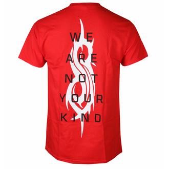 t-shirt pour homme Slipknot - WANYK rouge, NNM, Slipknot